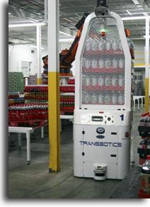 Warehouse robot